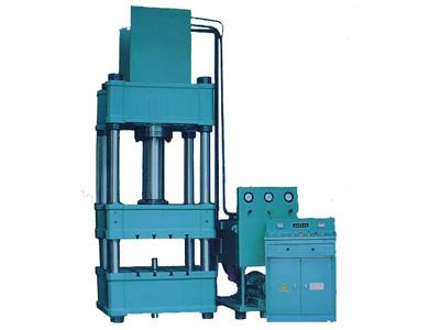 四柱万能液压机液压系统 | 密封件技术