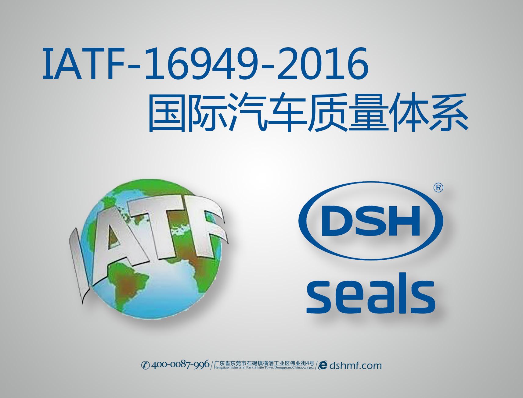 东晟密封件 IATF 16949 2016汽车质量体系首要培训会议